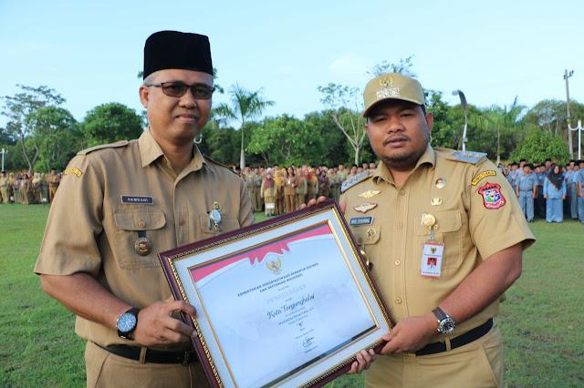 Walikota Tanjung Balai Meminta OPD Bekerja Lebih Profesional
