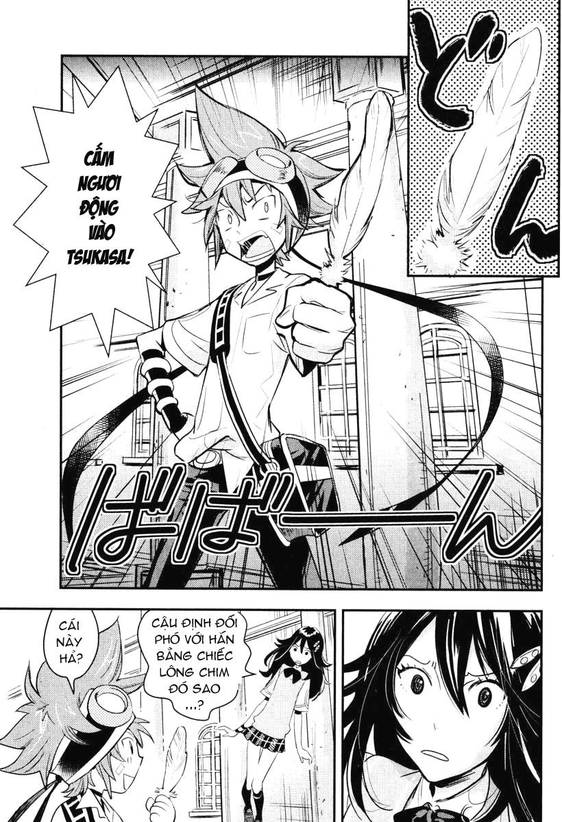 .HACK//LINK chapter 004 trang 19