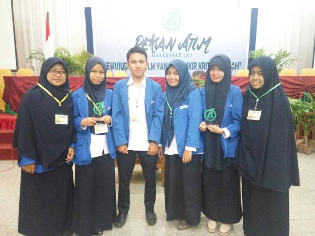 Tim Analis Kesehatan PKM Raih Juara di Kompetisi Cerdas Cermat Pekan ATLM