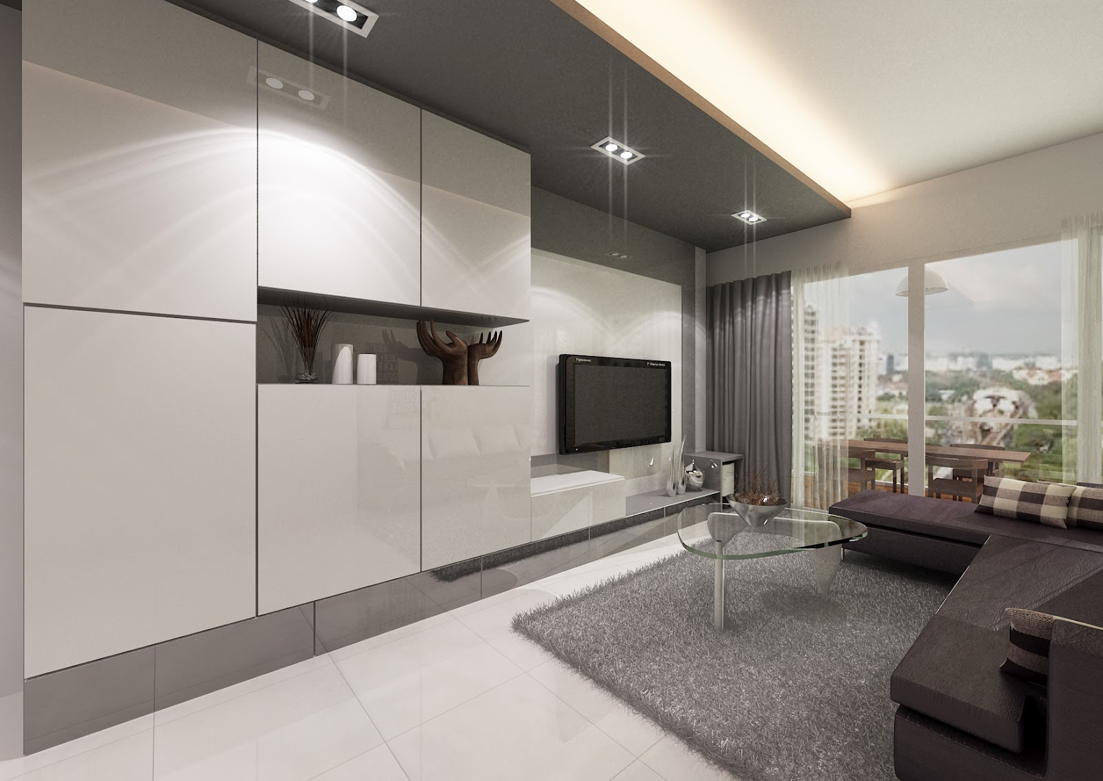 Rezt Amp Relax Interior Design Double Bay Residences 3d