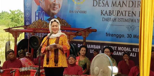 Titiek Soeharto: Hasrat Masyarakat untuk Perubahan Tidak Lagi Bisa Dibendung