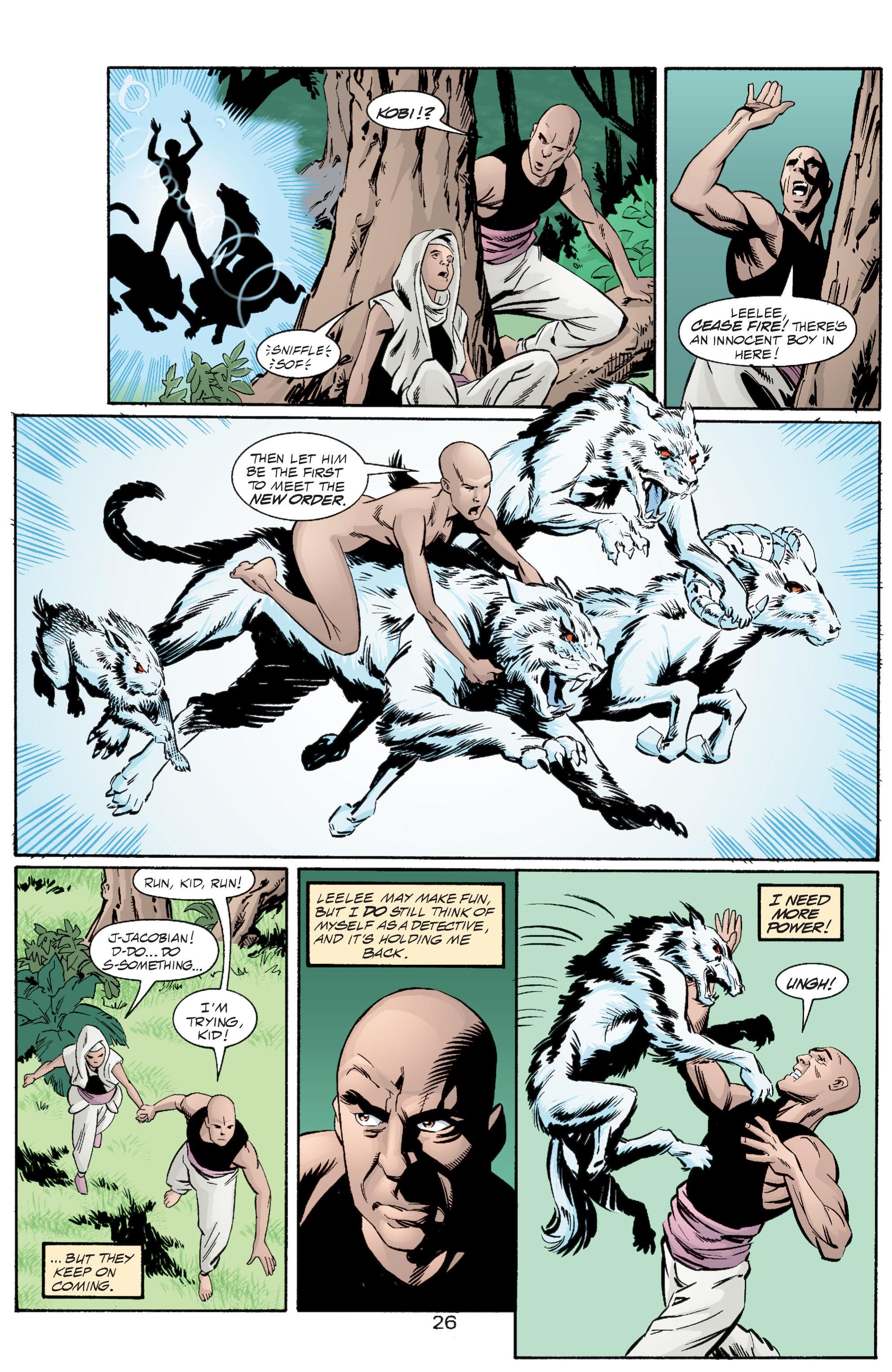 Detective Comics (1937) 757 Page 26
