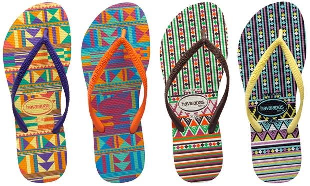 Lançamentos Havaianas Slim 2014