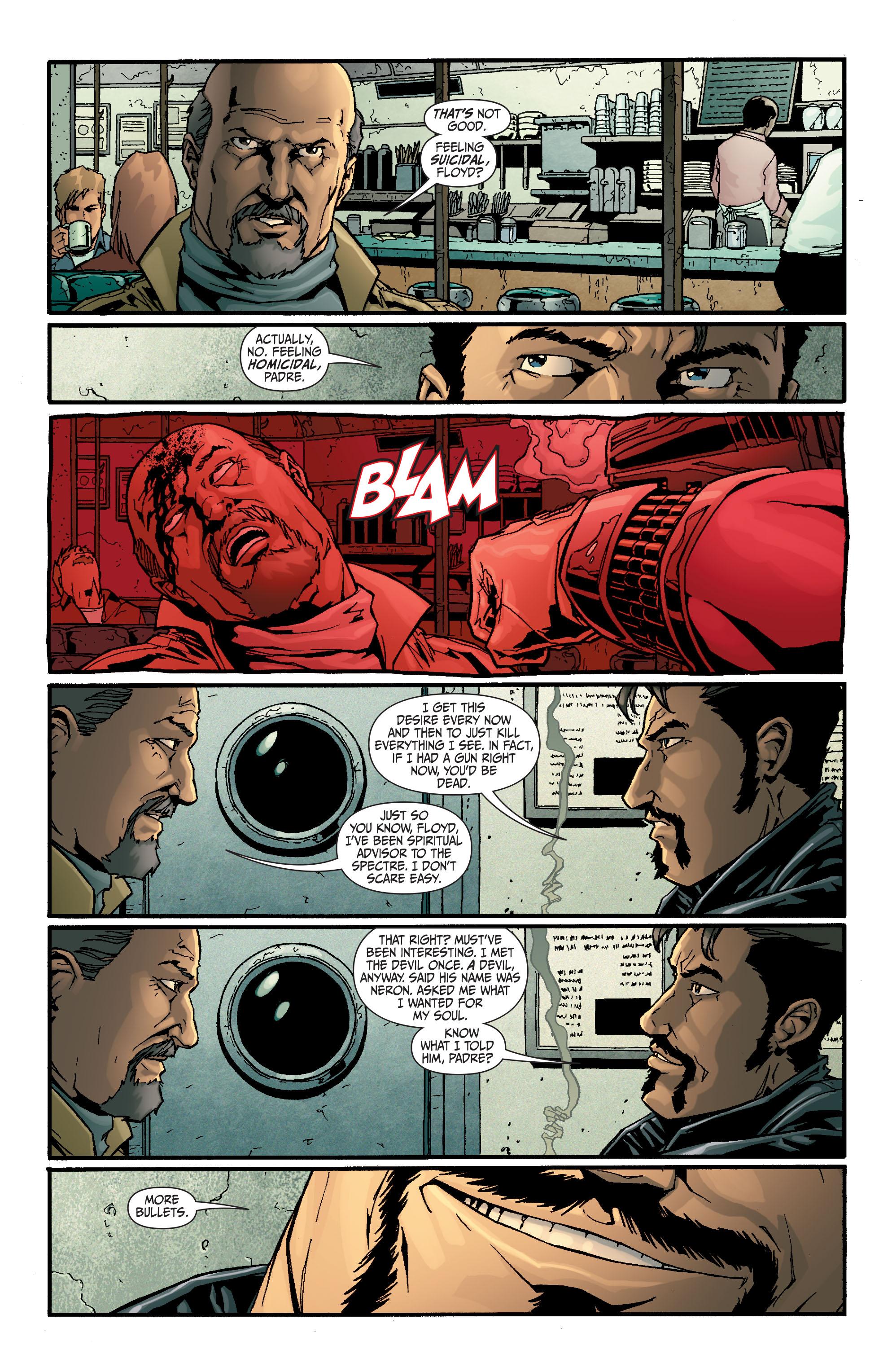 Read online Secret Six (2008) comic -  Issue #15 - 5