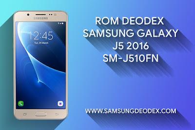ROM DEODEX SAMSUNG J510FN