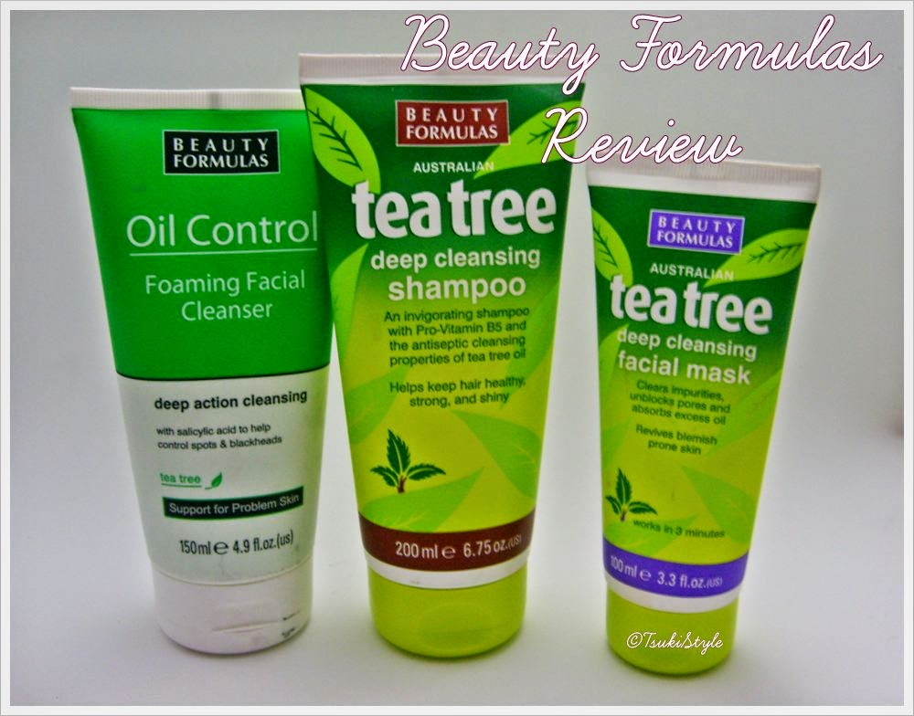 beauty formulas facial cleanser champu mascarilla