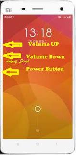 Hard Reset Xiaomi Mi 4 LTE
