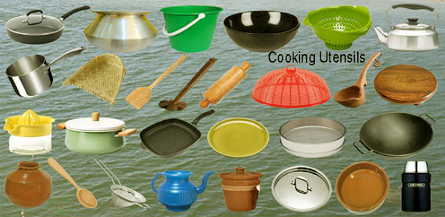 Kitchen Utensils Names Meaning Amp Pictures Necessary