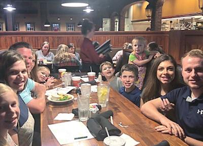 Lauren Swanson, Josiah Duggar, and the Swanson family