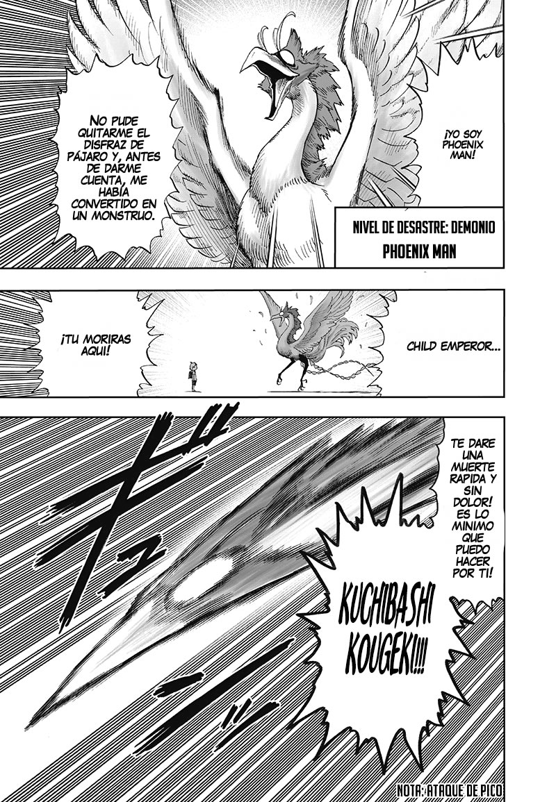 Onepunch-Man Chapter 138 - YoLoManga.com