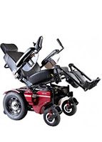 Karma Power Wheelchair KP 45.3 TR