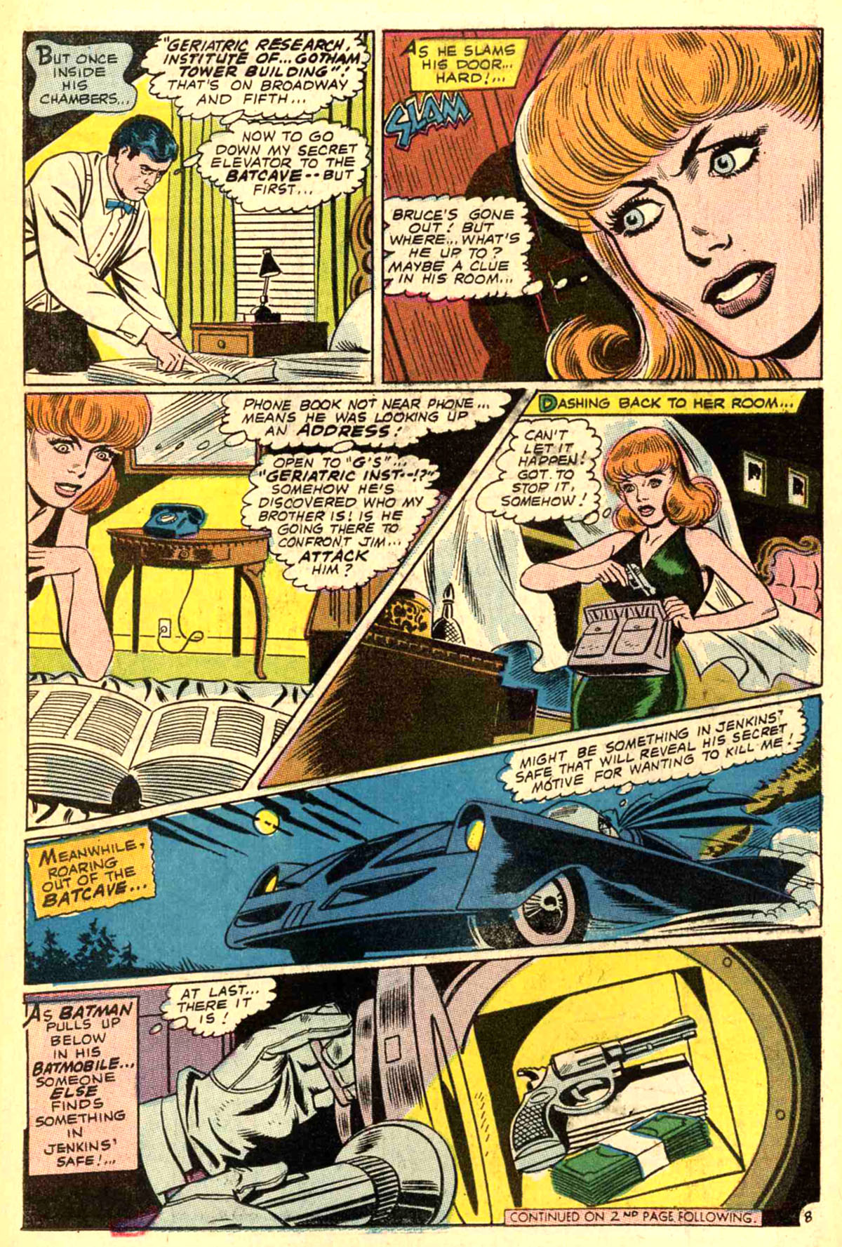 Detective Comics (1937) 380 Page 10