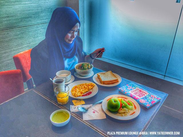 Plaza Premium Lounge Kota Kinabalu International Airport | Tempat Chill di Airport Kota Kinabalu Sabah Yang Best
