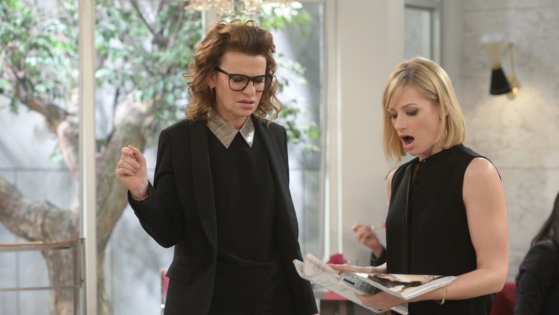 2 Broke Girls - Season 4 Episode 18: And the Taste Test