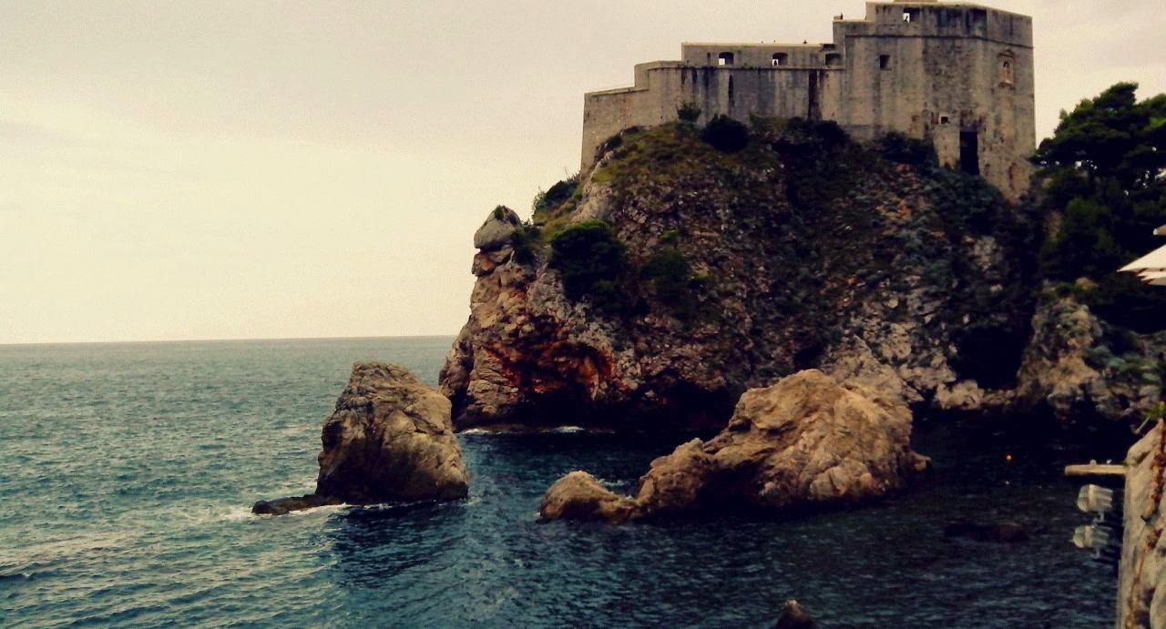 Dubrovnik Croacia Juego de Tronos
