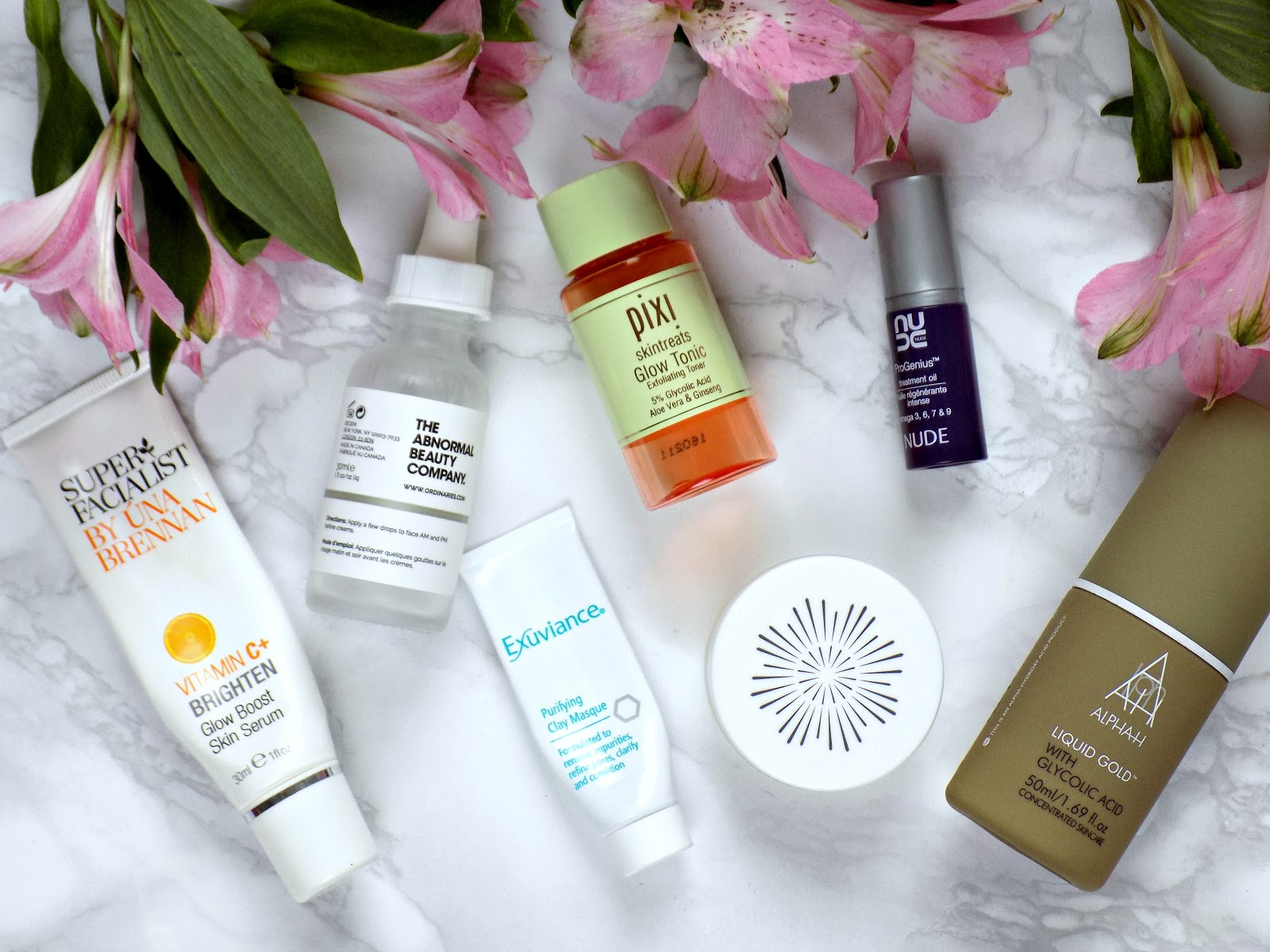 Serums I've used up lately