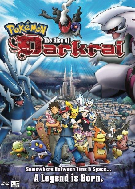 Pokemon Movie 10: Dialga VS Palkia VS Darkrai