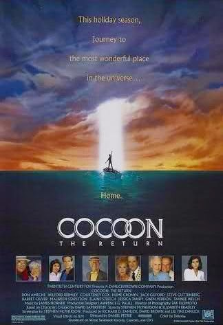 Cocoon: The Return [1988] [DVD FULL] [Latino]