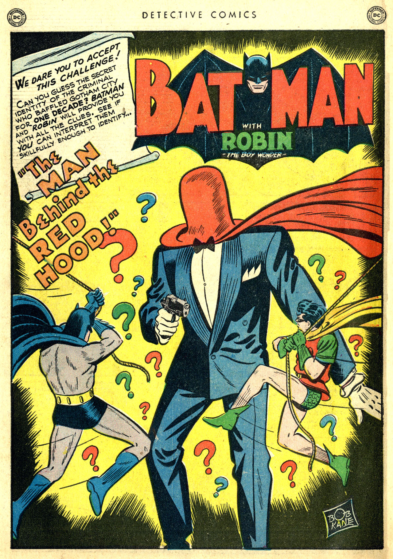 Read online Detective Comics (1937) comic -  Issue #168 - 3