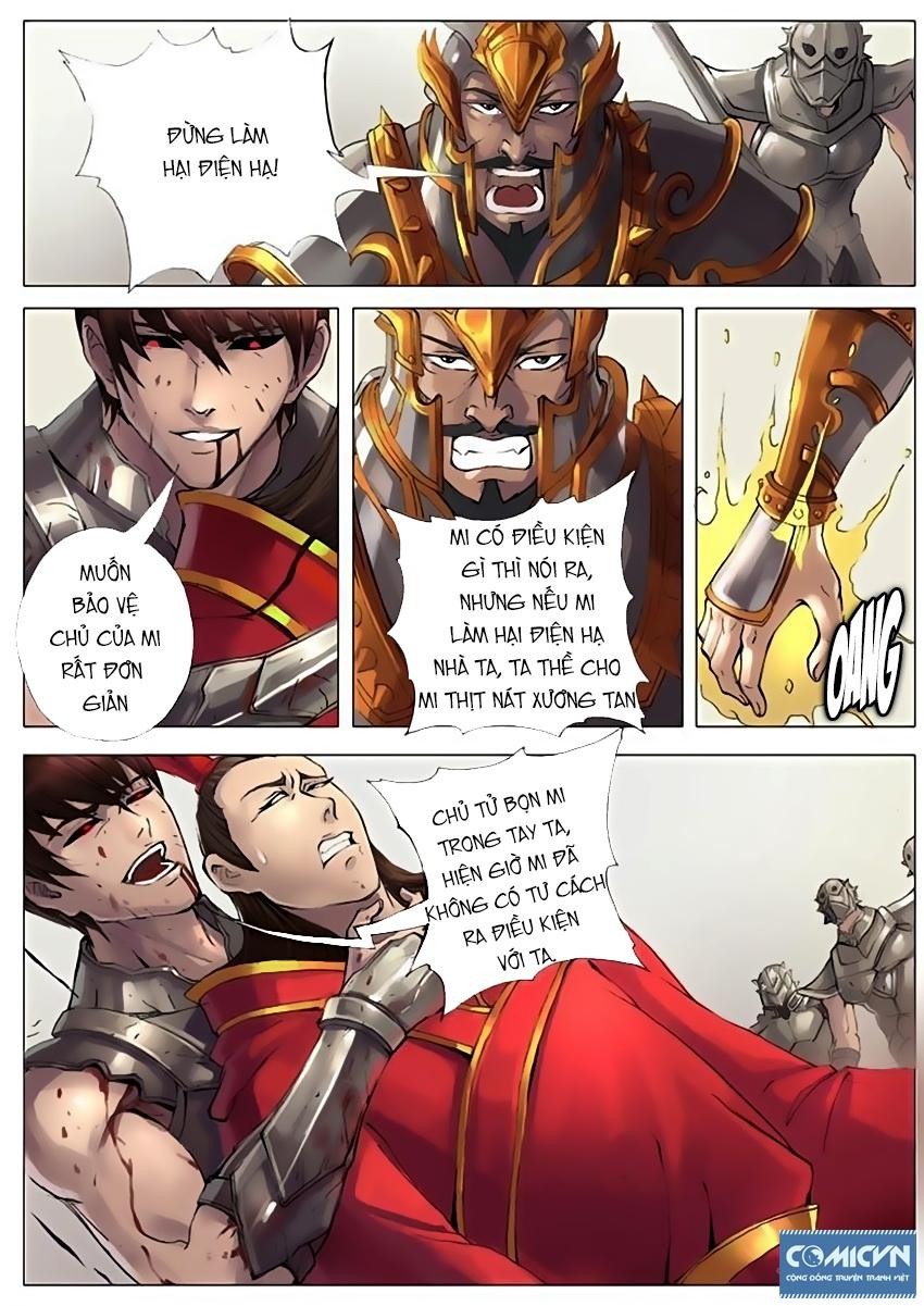Đường Dần tại Dị Giới trang 11