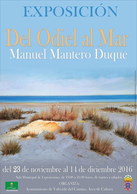 Exposición Manuel Mantero