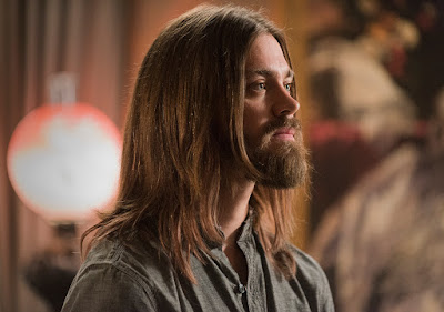 "Paul ""Jesus"" Monroe (Tom Payne) nell'episodio 5"
