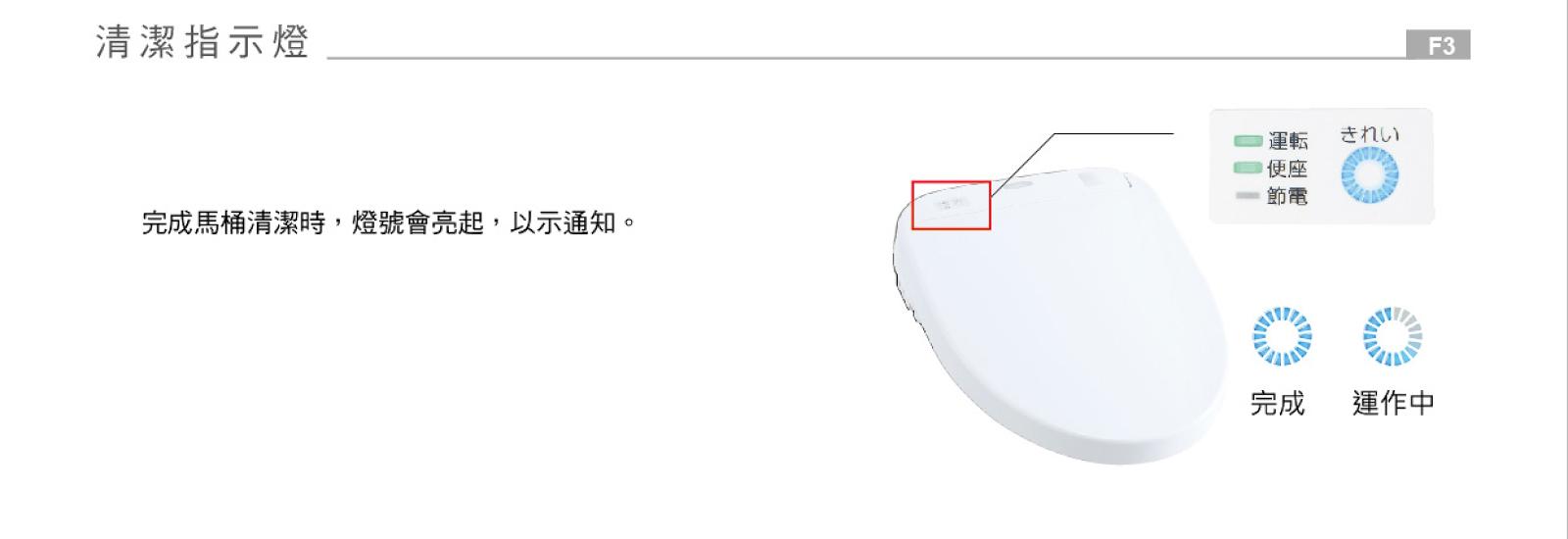 TOTO WASHLET 溫水洗淨便座(免治座) 介紹   宏騏 水電 材料 五金 維修