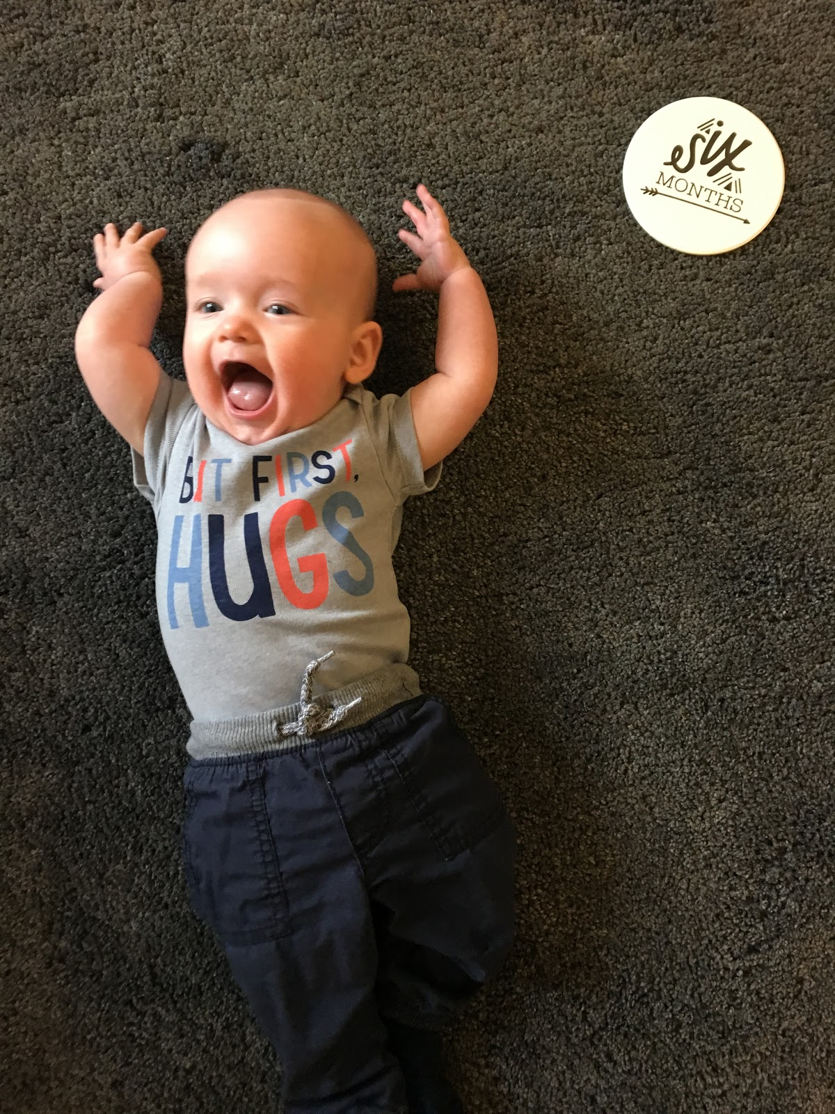 Tons and Bunches: Kippy || 6 Months Old