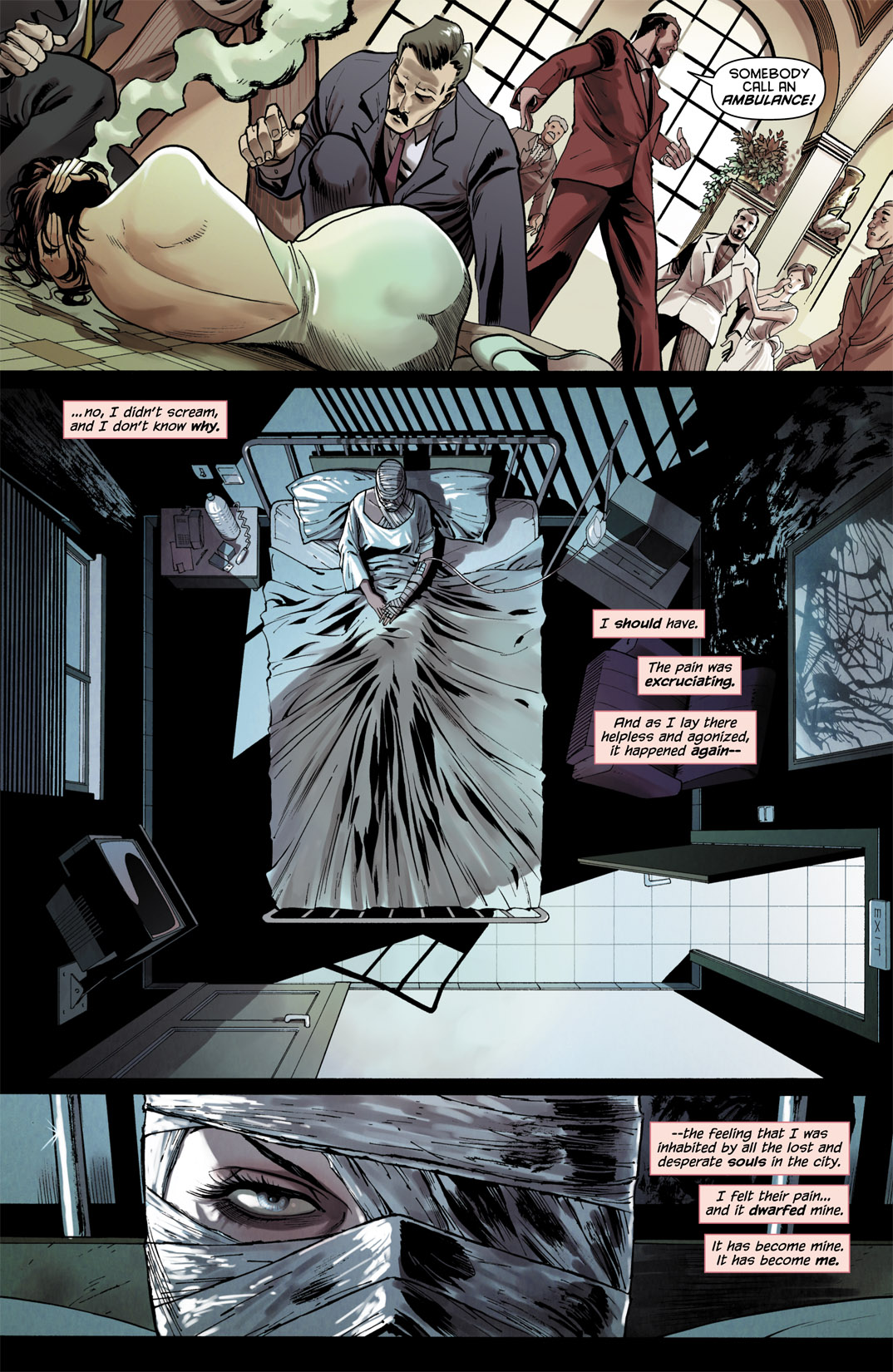 Detective Comics (1937) 851 Page 9