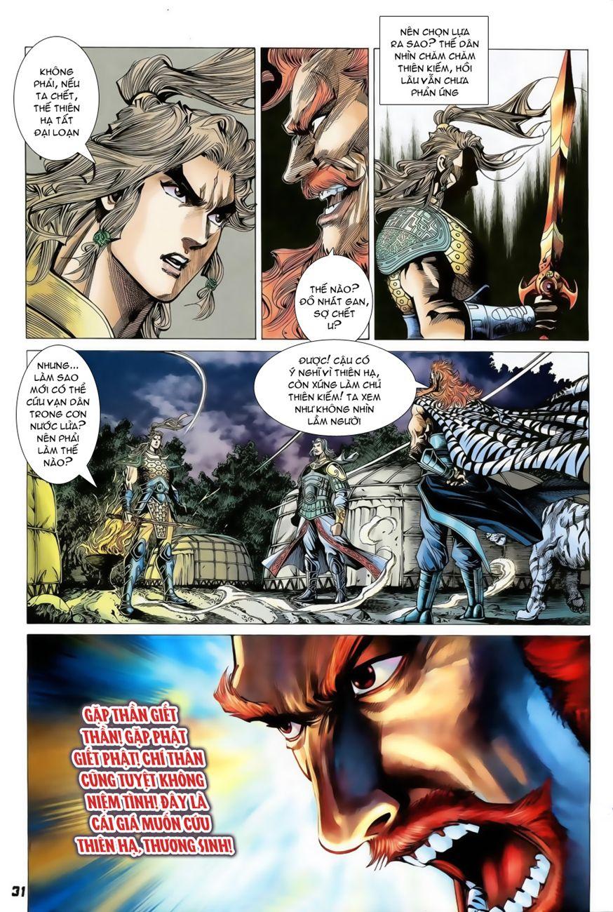 Đại Đường Uy Long chapter 73 trang 30
