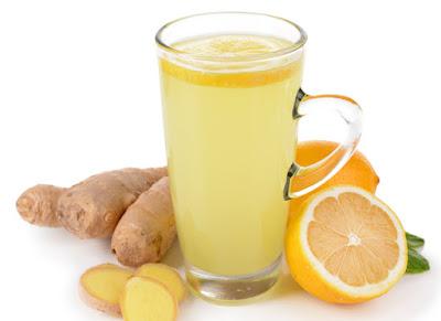 Health Benefits Of Ginger Water