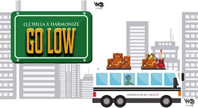Download Audio | Q Chilla X Harmonize - Go Low