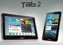 Tablet Android Terbaik: Samsung Galaxy Tab 2 10.1