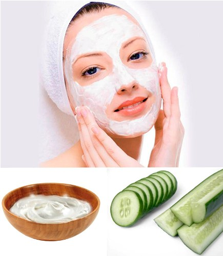 Can cucumber help oily skin?