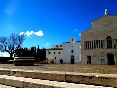 Chiesa antica Padre Pio