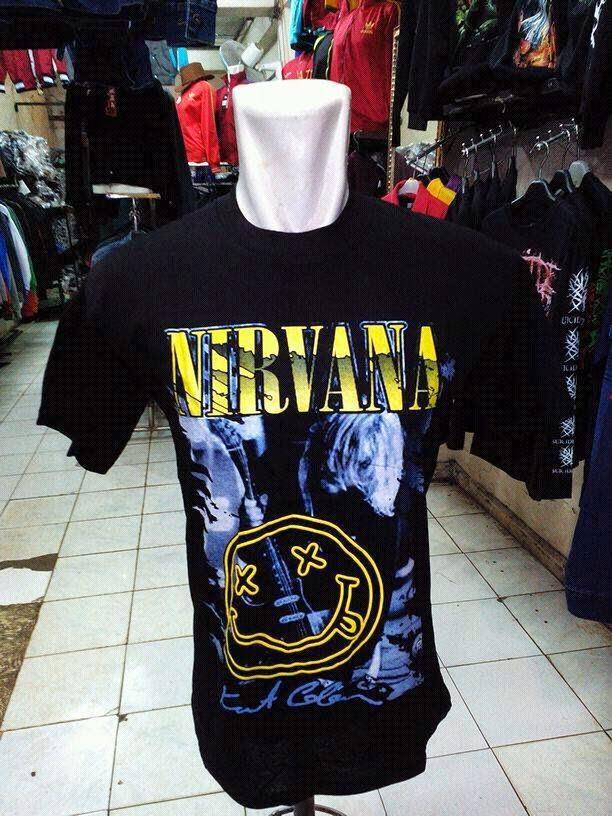 Kaos Metal Nirvana - java collections