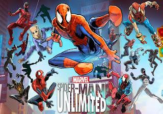 Gambar Spider-Man Unlimited
