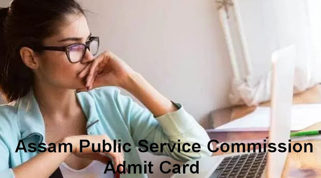 APSC Admit Card 2017–2018 Lecturer Interview E-Call Letter apsc.nic.in