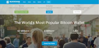 Cara membuat bitcoin wallet di blockchain