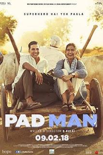 Download Film Pad Man (2018) Subtitle Indonesia