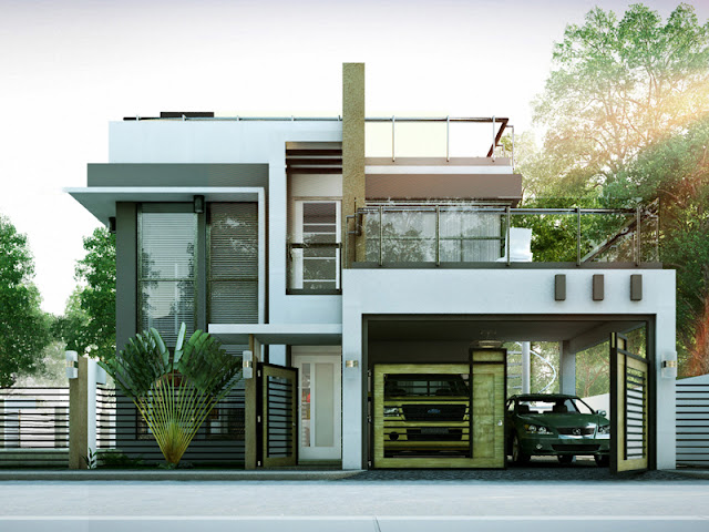 A Contemporary House Design in Singapore with Inspiring One Garden on Each Level A Contemporary House Design in Singapore with Inspiring One Garden on Each Level A 2BContemporary 2BHouse 2BDesign 2Bin 2BSingapore 2Bwith 2BInspiring 2BOne 2BGarden 2Bon 2BEach 2BLevel333