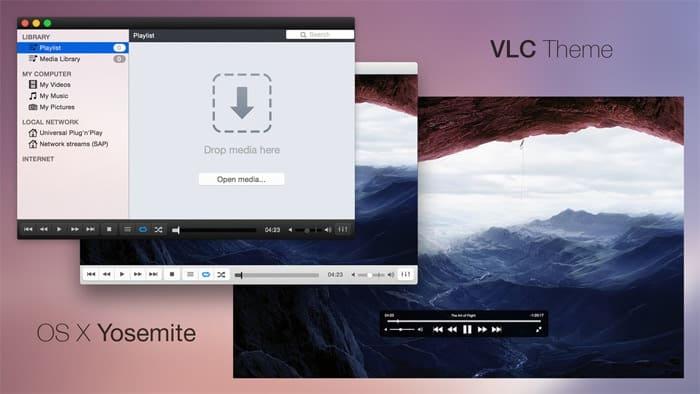 Skin VLC Terbaik dan Cara Menginsalnya