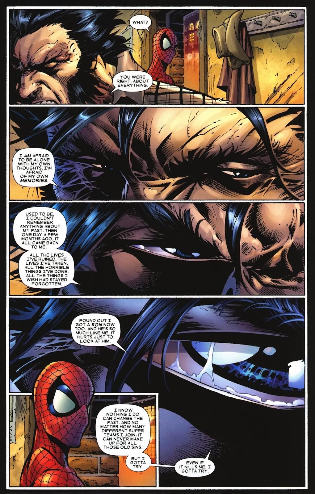 Read online Wolverine (2003) comic -  Issue #74 - 21