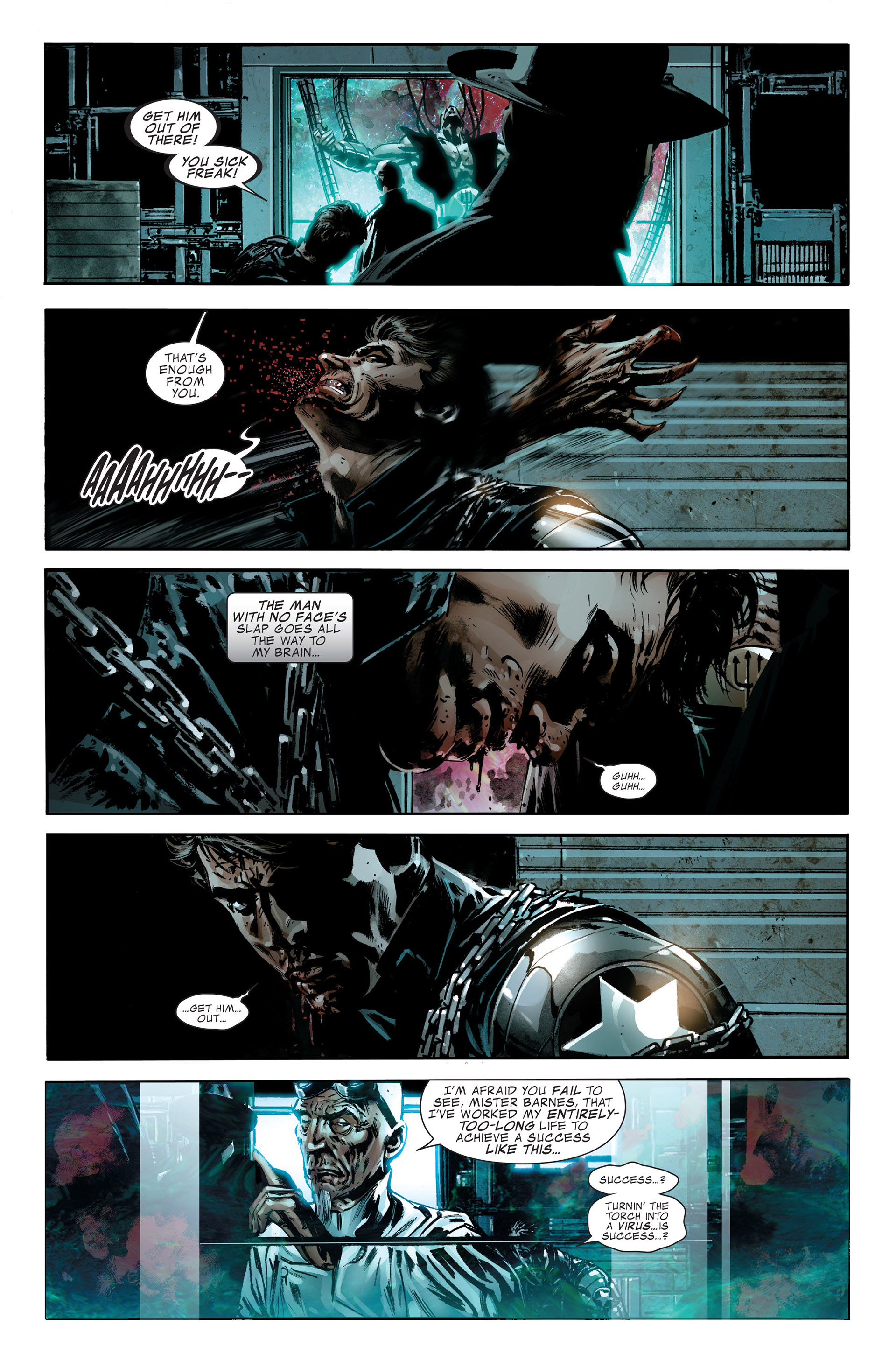 Read online Captain America (2005) comic -  Issue #48 - 4
