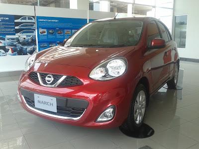 Harga Kredit Nissan March Jakarta Terbaru