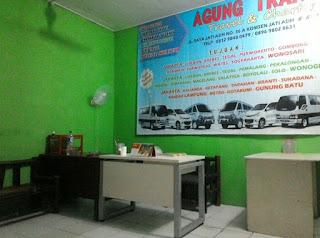 Travel Jakarta Cilacap