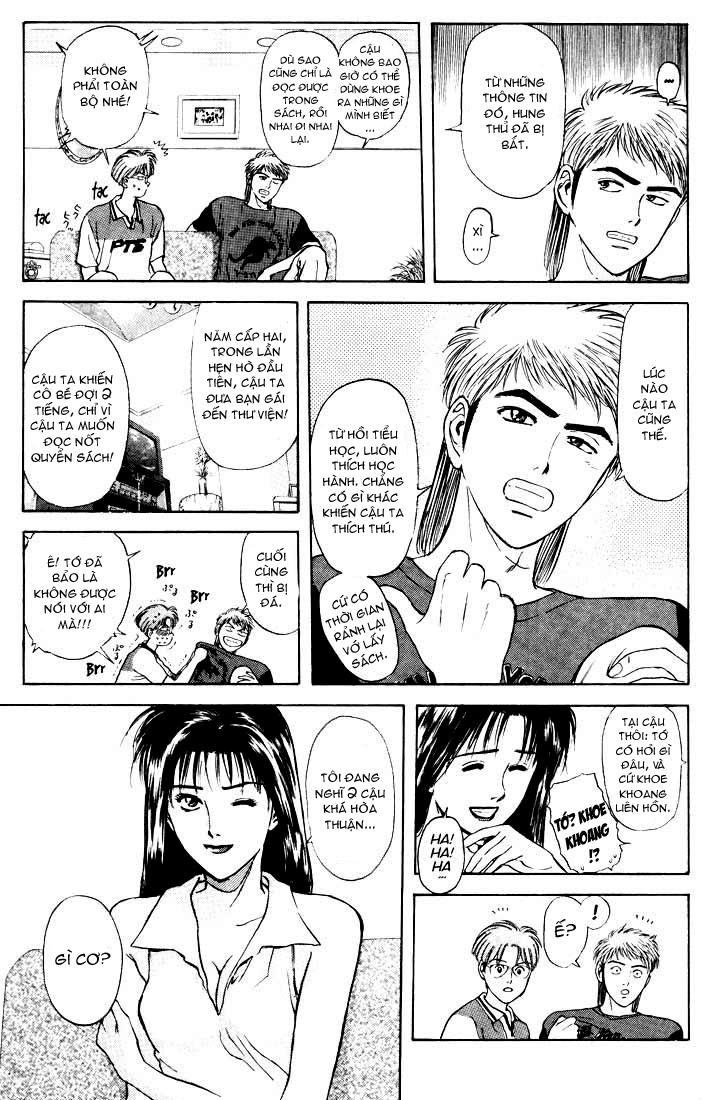 Psychometrer Eiji chapter 57 trang 6