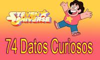 steven universe datos curiosos