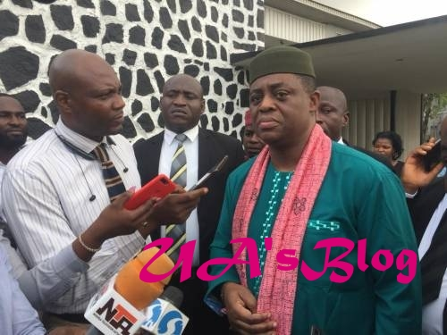 Friends Sometimes Are Not Real Friends - Fani-Kayode Speaks On Why He's In Court For Fayose