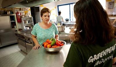 Η επανάσταση της διατροφή μας ξεκινάει στο σχολείο